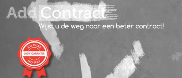 AddContract Rudy Poell